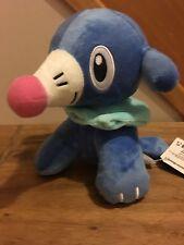 Pokemon Sun & Moon Plush Teddy - Popplio Soft Toy - Size: 20cm - NEW & Tagged