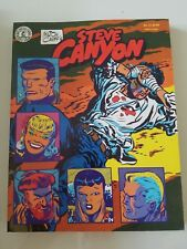 Milton Caniff'S Steve Canyon #11 July 1985 Graphic Novel Kitchen Sink