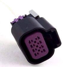 CONNECTOR GM THROTTLE POSITION SENSOR TPS GMC CHEVROLET 8 WAY PIN HARNESS CLIP