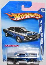Hot Wheels 2010 Nightburnerz '70 Plymouth Road Runner #06/10 W+