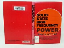 Solid-State High-Frequency Power Electronics Irving Gottlieb Power Transistors