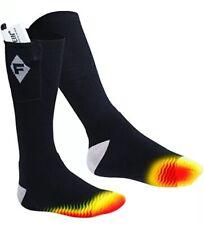 Flambeau Outdoor Rechargeable Heated Socks Battery Foot Warmer Large