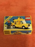 LEGO Town Emergency Repair Truck (6521) (Vintage) New And Factory Sealed