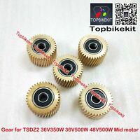 TongSheng Metal Gear Blue Gear Replace for TSDZ2 36V250W 36V 350W 48V 500W Motor