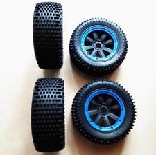 Wheels Tire RC Monster truck Rim 4pcs DBXL-e 1/5 gas car Losi 5ive-t 5t