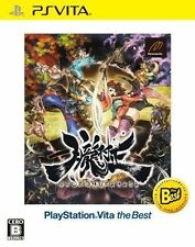 Used PS Vita Oboro Muramasa Japan
