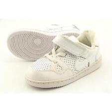 Baskets décontractées blancs Nike pour garçon de 2 à 16 ans