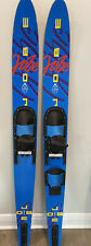 Jobe Allegre Combo Water Skis Blue 66''