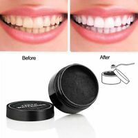 30g Activated Charcoal Teeth Whitening Powder Oral Care Dental Hygiene Cleaning