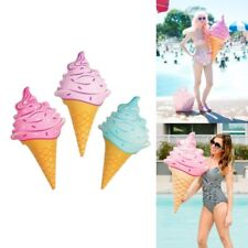 (3) 36 Inch Vinyl Blow Up Inflatable Ice Cream Cones Party Decoration Photo Op