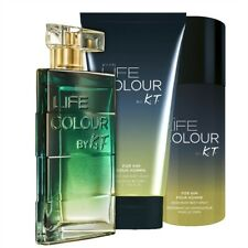 AVON Life Colour for Him Gift Set By KENZO Takada ~ Worth £34.50*  full size