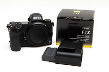 Nikon Z6 24.5MP Mirrorless Camera (Body Only) + FTZ Adapter ** USA Model