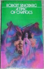 Robert Silverberg A TIME OF CHANGES (paperback) Signet 1971