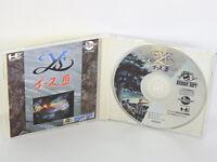 YS III 3 Item Ref/ccc PC-Engine CD PCE Grafx Japan Game pe