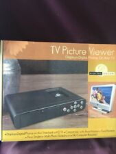 Tv Picture Viewer Digital Decor For Any Standard Or Hd