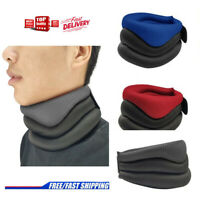 High Elastic Pillow Cervical Neck Head Pain Traction Support Brace Device 3Color