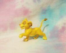 Vintage Disney Lion King Young Baby Simba Cub PVC Figure Applause 1994