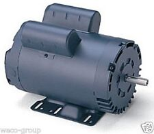 120554.00  5 HP, 3450 RPM NEW LEESON ELECTRIC MOTOR