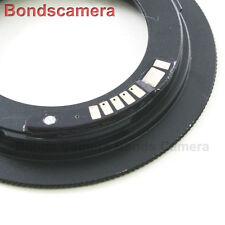 EMF af III Confirm puce pour tous les canon eos ef mount adaptateur de caméra 5d 6d 60d 600d