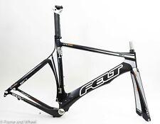 Felt B14 54cm carbon frame set English time trial triathlon cycling rim QR tt