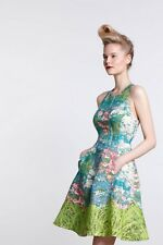 NEW Tracy Reese Anthropologie Impressionist Dress Flora SZ 2 $479 Sold Out !!!