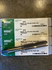 Widia Gtd Spiral Point Tap 19137 5303tc 12 13 H3 4fl Plug Ticn
