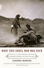 What This Cruel War Was Over : Soldiers, Slavery, and the Civil War