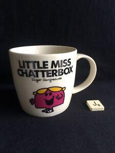 Little Miss Chatterbox Ceramic Mug - Exc.Condition - 2013 THOlP/Sanrio.