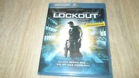 Lockout (Guy Pearce)  Blu-Ray