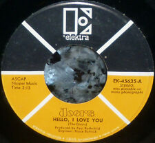 "* * THE DOORS' #1 SMASH HIT ""HELLO, I LOVE YOU/LOVE STREET"" CLEAN M- GEM 45!"