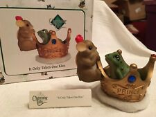 "Charming Tails ""It Only Takes One Kiss"" Dean Griff Nib"