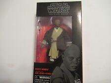 """Star Wars Black Series 6"""" Mace Windu figure"""