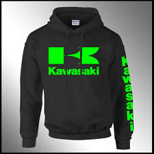 Kawasaki, Racing, Motorcycle, Bike, Ninja, Hoodie