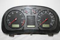 Speedometer Instrument Cluster Dash Panel Gauges 2001 Jetta 31,339 Miles