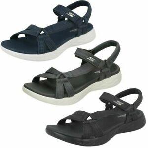 Ladies Skechers Casual Strappy Sandals 'Brilliancy 15316'