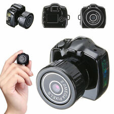Y2000 Mini Small Camera Camcorder Recorder Video DVR Spy Hidden Pinhole Web Cam