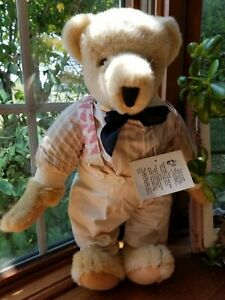 Cornelius VanderBear 1982 Vintage North American Teddy Bear Co. Jointed Bear