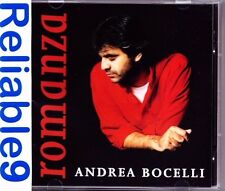 Andrea Bocelli - Romanza Limited Gold Disc edition CD - 1996 PolyGram Australia