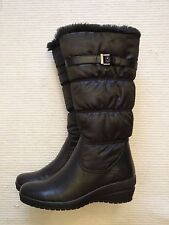 NEW! Women's College Naturalizer Boots Madelyn Size 8.5M for -10 C Waterproof
