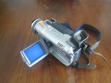SONY DCR-TRV330E CAMCORDER DIGITAL 8 / HI8 / 8MM ANALOGUE VIDEO-8 VIDEO TAPE