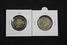 FINLANDIA 2005 n° 1 x 2 EURO COMMEMORATIVO ONU da rotolino di zecca UNC