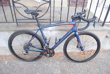 Specialized S-Works Roubaix Disc LTD. Edition S-Build Chameleon Blue Road Bike S