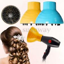 Universal Plastic Blower Hairdressing Salon Blow Curly Hair Dryer Diffuser Tool