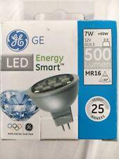 Energy Smart LED 7w 12v = 50 W 500 Lumen MR16 Bombilla