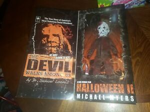 Mezco Living Dead Dolls Michael Myers Halloween II 2 NEW SEALED 2009 Rob Zombie