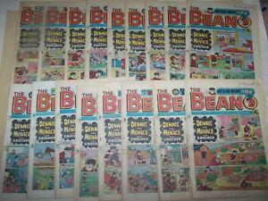 17 Beano Comics 1985~ 5,12,19,26/1,2,9,16,23/2,2,9,16,23,30/3,6,13,20,27/4 (140)