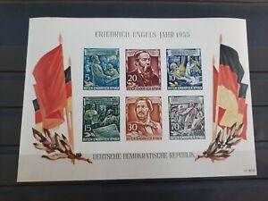 Briefmarken DDR  Block  13 postfrisch