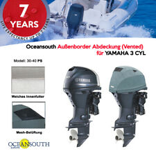 "Oceansouth Abdeckung ""Vented Cover"" für Yamaha Außenborder 30- 40 PS 3CYL"