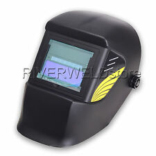 Auto Darkening Welding Helmet Arc TIG Shield Mask Solar Cell