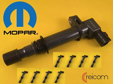 8 PCS MOPAR Ignition Coil For Dodge Jeep Mitsubishi 3.7L V6 4.7L V8 UF270 C1231